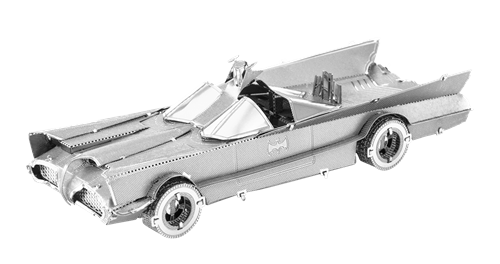Metal Earth Batman: Classic TV Series Batmobile Kit