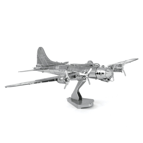 Metal Earth B-17 Flying Fortress Kit