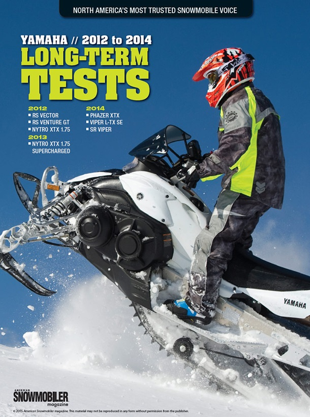 Long Term Test Yamaha