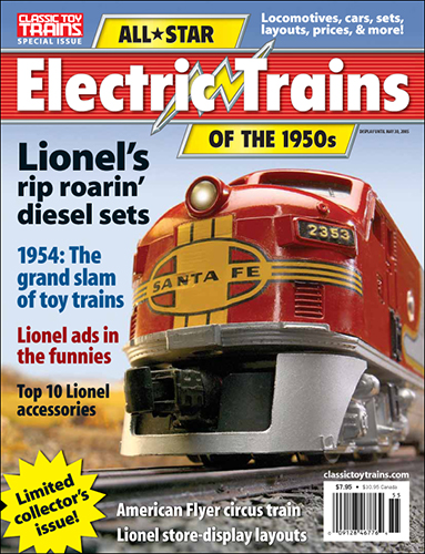 All-Star Electric Trains of the 1950s
