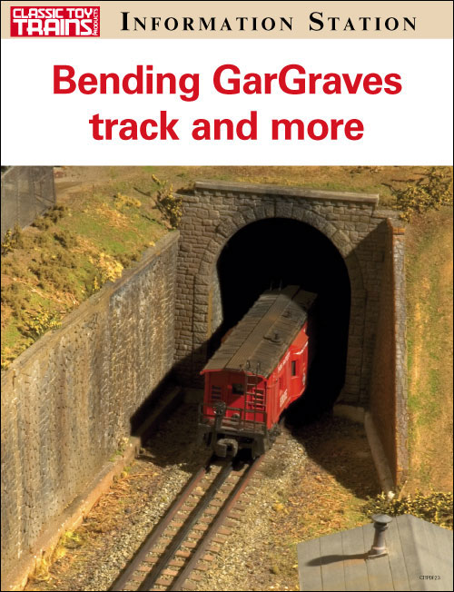 Bending GarGraves track and more