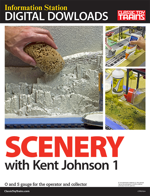 Scenery with Kent Johnson 1