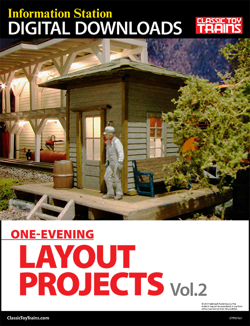 One-Evening Layout Projects, Vol. 2