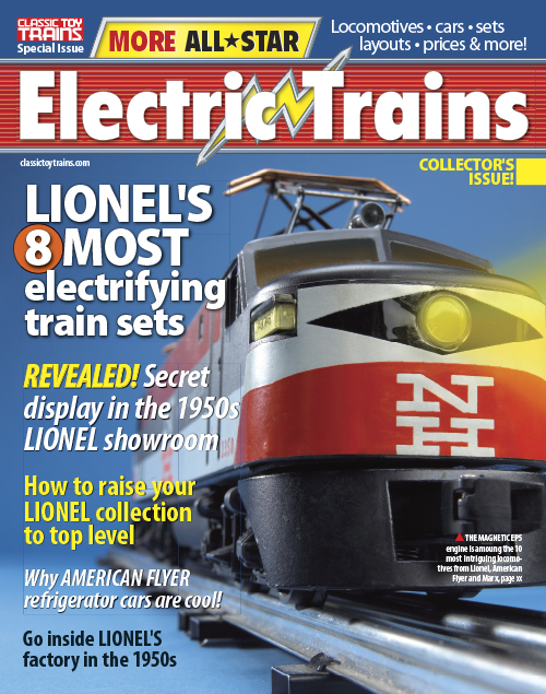 More All-Star Electric Trains