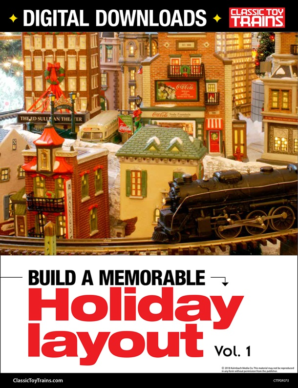 Build a Memorable Holiday Layout: Vol 1