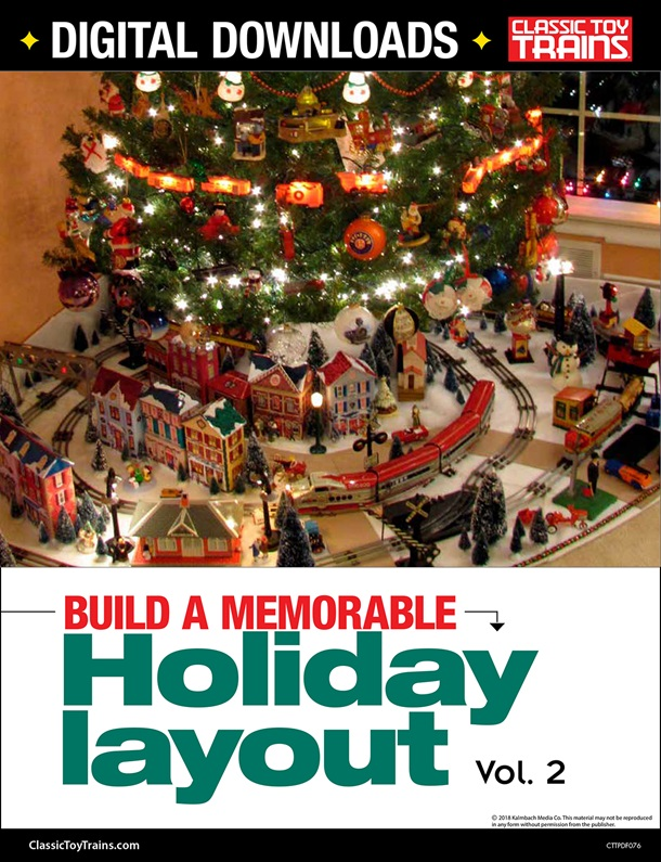Build a Memorable Holiday Layout: Vol 2