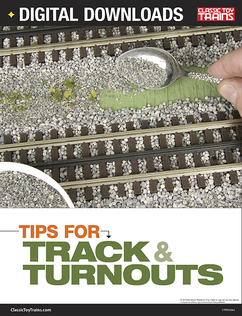 Track and Turnout Tips