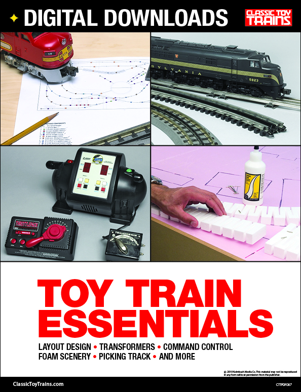 Toy Train Essentials