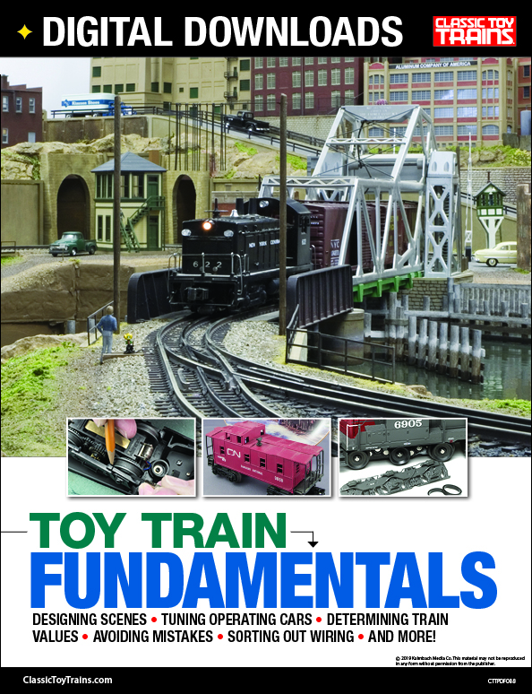 Toy Train Fundamentals