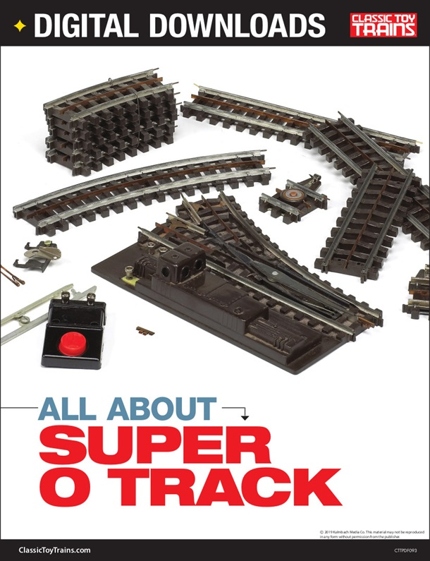 All about Super O track