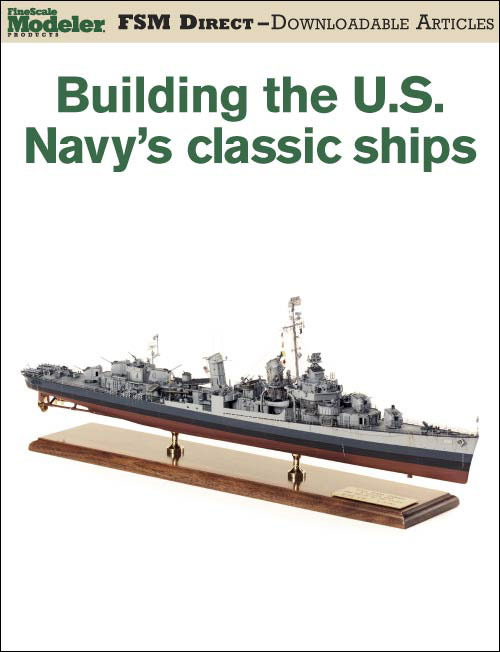 Building the U.S. Navy's Classic Ships