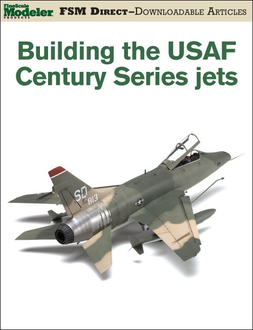 Building the USAF Century Series Jets