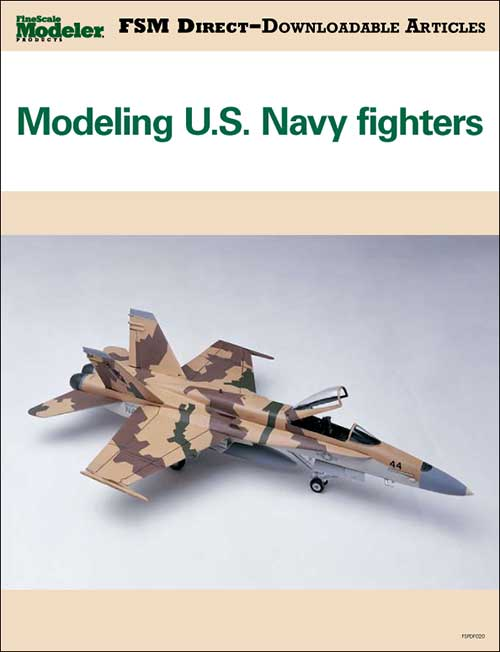 Modeling U.S. Navy fighters