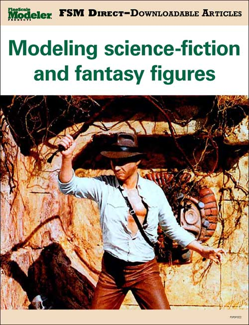 Modeling science-fiction and fantasy figures