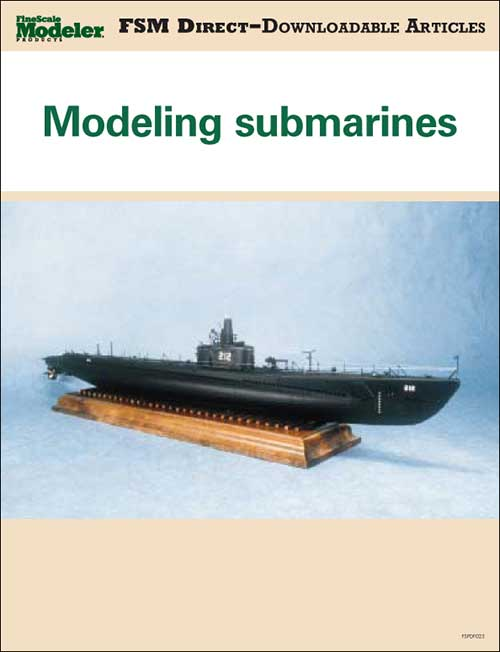 Modeling submarines