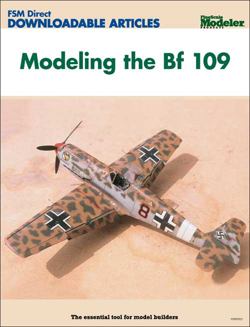 Modeling the Bf 109