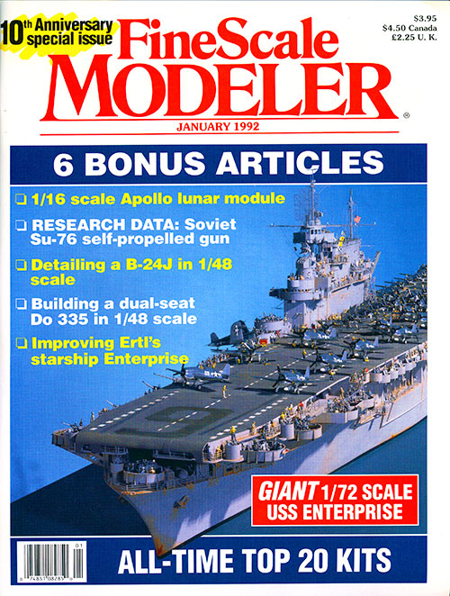 FineScale Modeler's 10th Anniversary Issue
