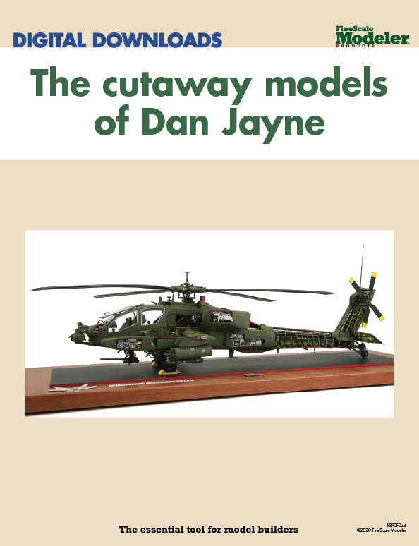 The Cutaway Models of Dan Jayne