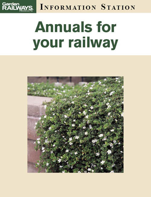 Annuals for your railway