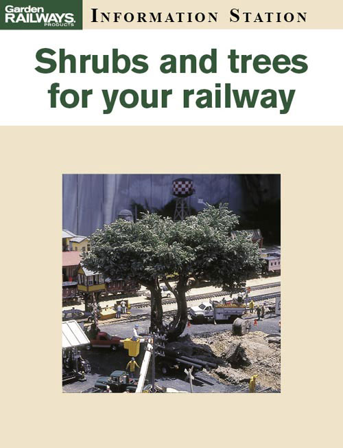 Shrubs and trees for your railway