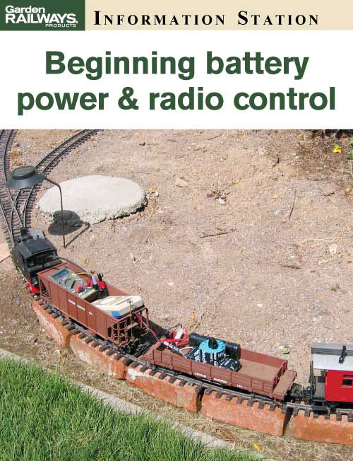 Beginning battery power and radio control