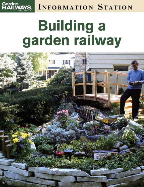 Building a garden railroad