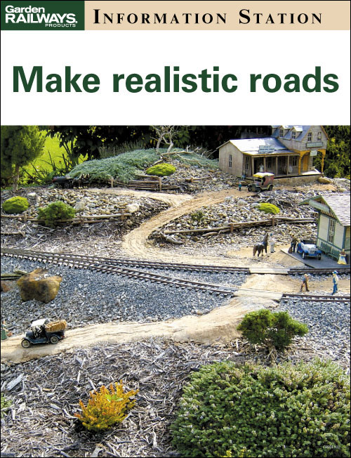 Make realistic roads