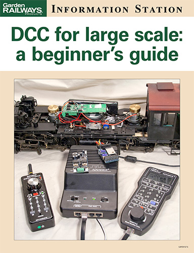 DCC for large scale: A beginner's guide