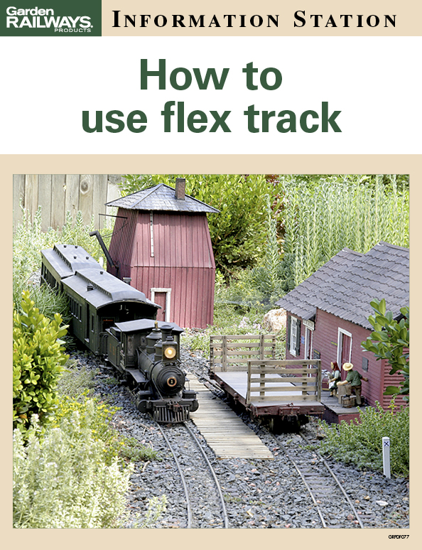 How to use flex track