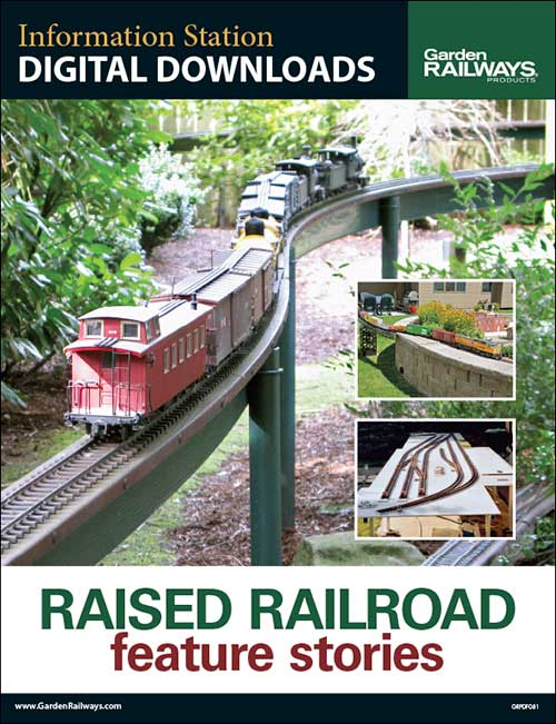 Raised Railroad Feature Stories