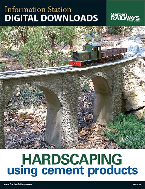 Hardscaping using Cement Products