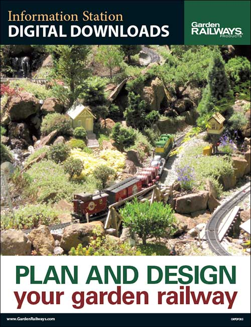 Plan and Design Your Garden Railway