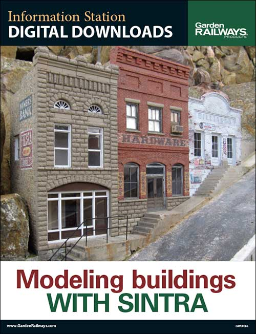 Modeling Buildings with Sintra