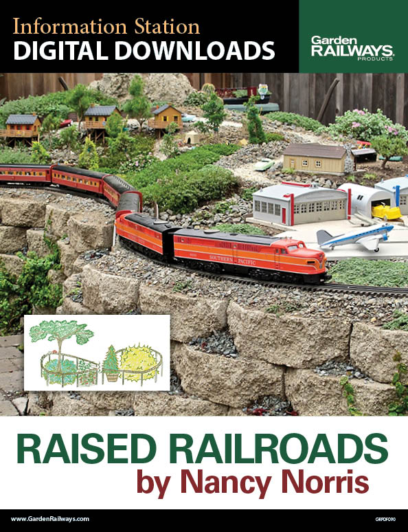Raised Railroads by Nancy Norris