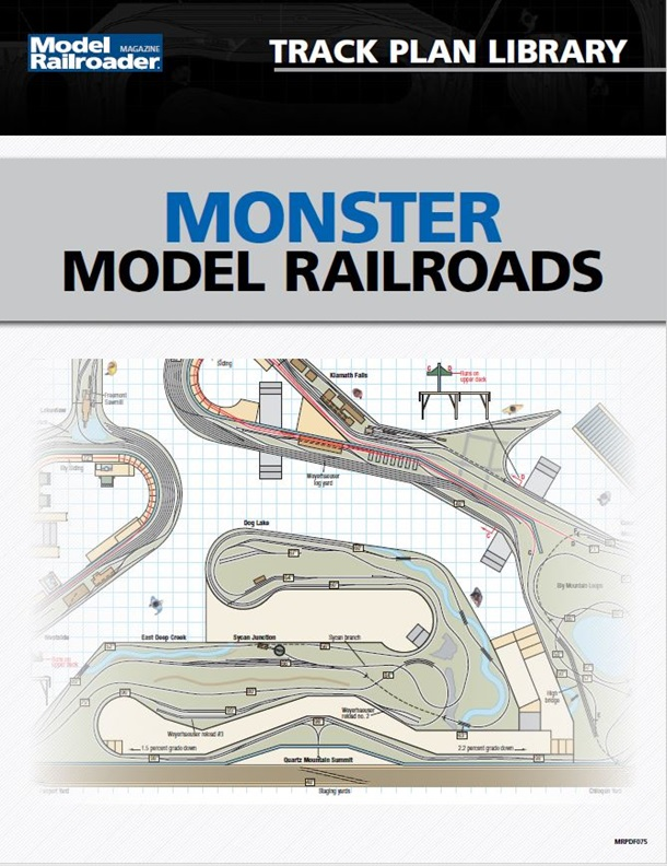 Monster Model Railroads
