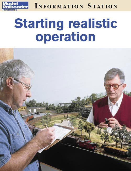 Starting realistic operation