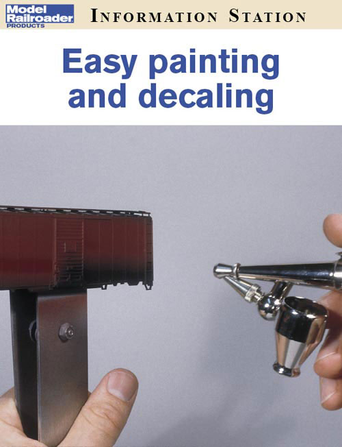 Easy painting and decaling