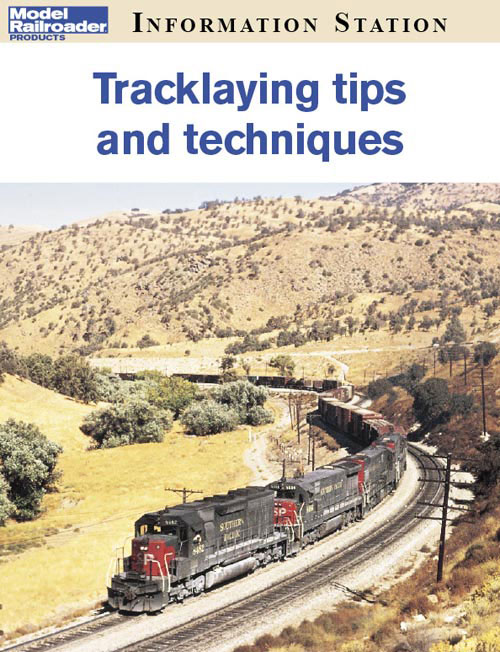Tracklaying tips and techniques
