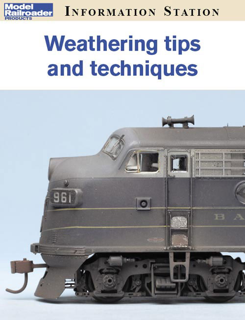 Weathering tips and techniques