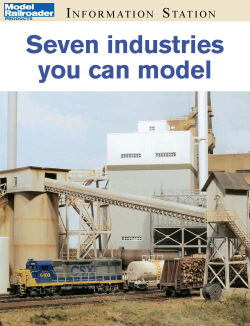 Seven industries you can model