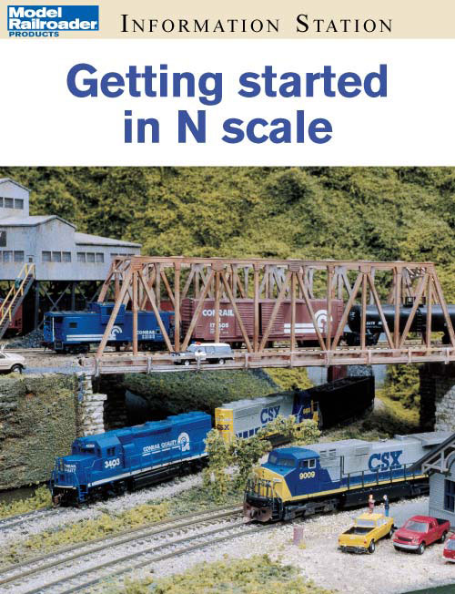 Getting started in N scale