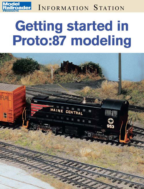 Getting started in Proto:87 modeling
