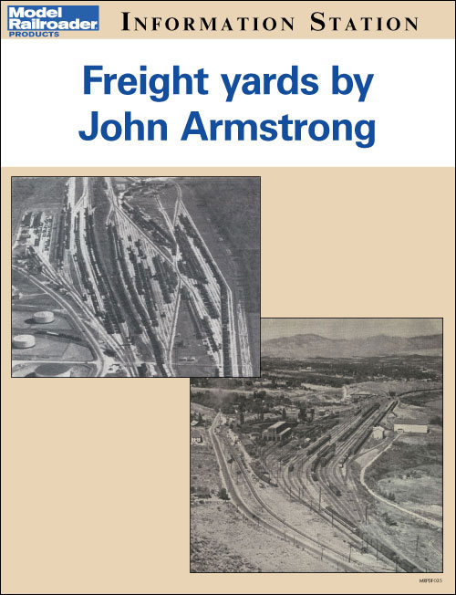 Freight yards by John Armstrong