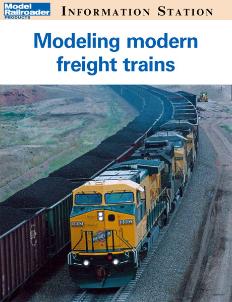 Modeling modern freight trains