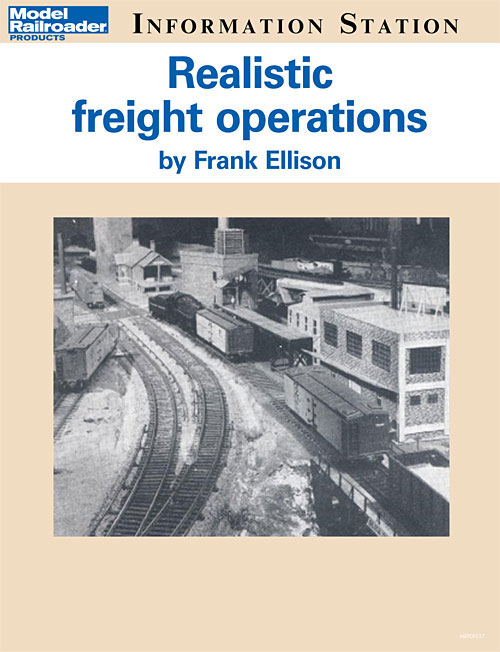 Realistic freight operations by Frank Ellison
