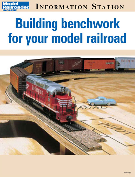 Building benchwork for your model railroad