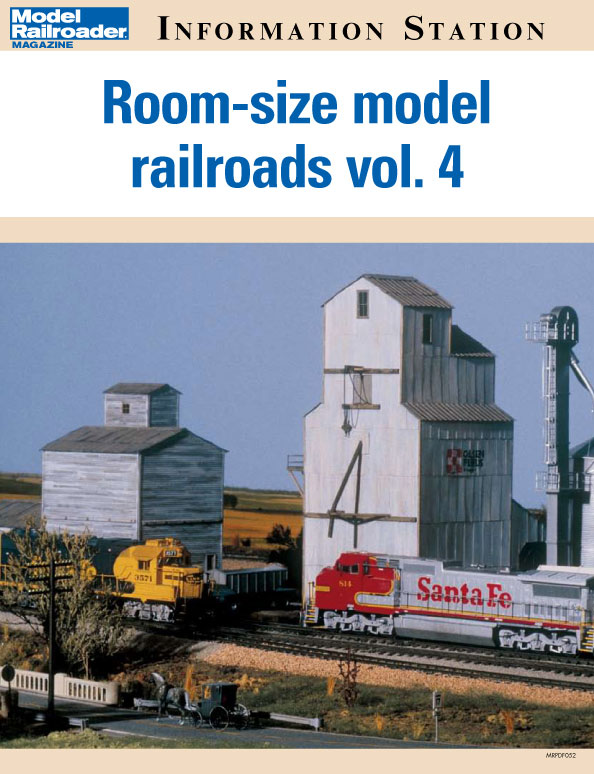 Room-size model railroads vol.4