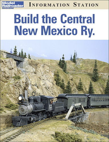 Build the Central New Mexico Ry.