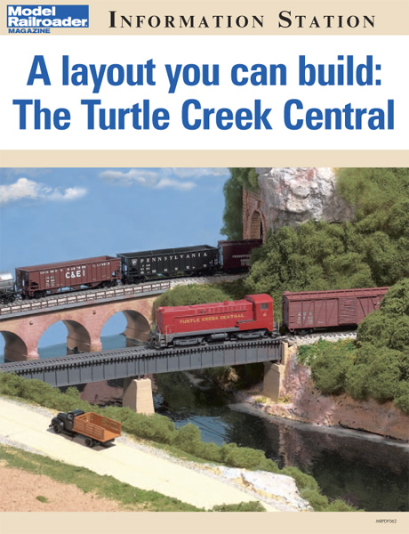 A layout you can build: The Turtle Creek Central