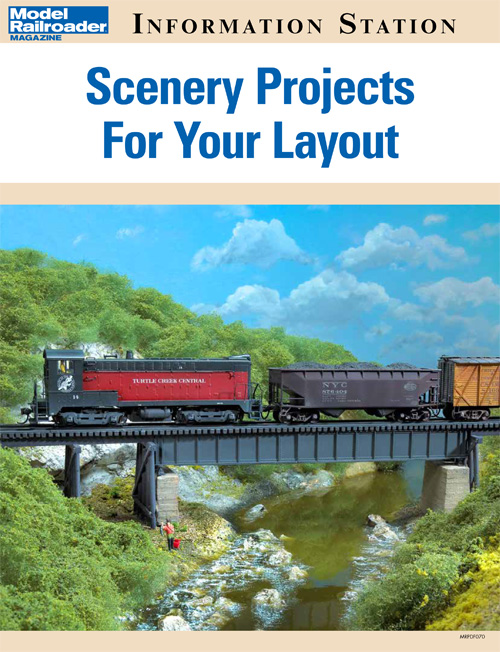 Scenery Projects for Your Layout